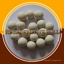 Bolinho Regenerativo / Armazenamento Térmico Bolas De Cerâmica Na Venda Quente