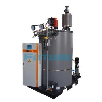 200 кг / ч Вертикальная водяная труба (газ) с паровым котлом с умеренной ценой