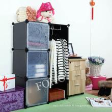 Organisateur de stockage, armoire de cuisine, armoire de salle de bains (FH-AL0021-3)