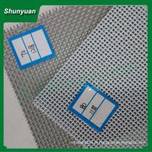 China de boa qualidade rede de malha de segurança de aço inoxidável para portas de segurança