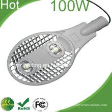 Hochwertiger Bridgelux Chip gute Wärmeableitung 100W LED Straßenleuchte