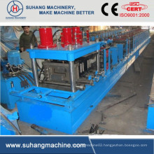 Steel Thickness 2-3mm Z Purlin Roll Forming Machines