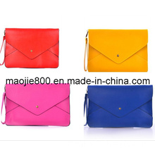 Colorful Simple Envelope Bags for Elegant Lady (MJ A-002)