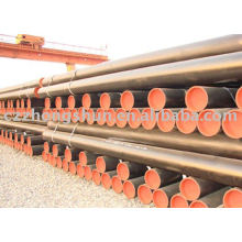 astm a53 api 5l paint black seamless steel pipe sch 40