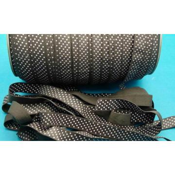 Горячие продажи складка над лентой галстук/оголовье/волос упругих волос