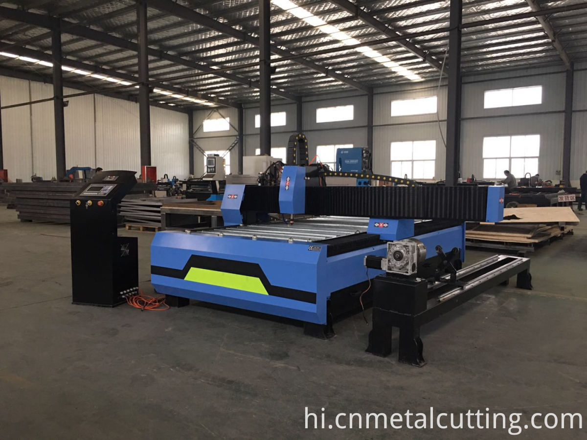 aluminium pipe cutting machine
