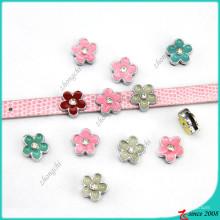 Encantos de flores pequeñas para niños pulsera joyería (SC16040961)