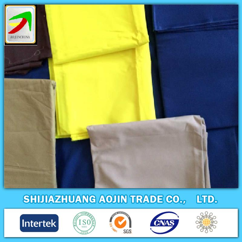 cotton twill 128x60 anti electrostatic resistance fabric
