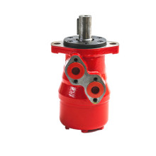 Hydraulic winch Orbital Motors