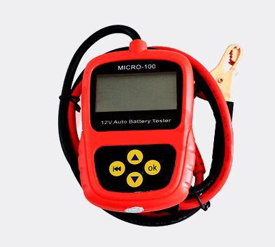 4 battery tester