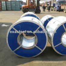 Bobinas de aço pré-pintadas (PPGI / bobinas de cor)