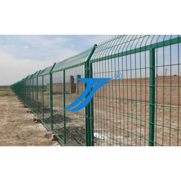 Sicherheits-Maschen-Zaun Gefängnis-Zaun / Gefängnis-Zaun / Flugzeug-Zaun