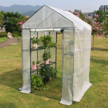 New Product for Plastic Film Greenhouse Small Garden House Mini Greenhouse export to Gibraltar Exporter