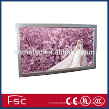 A1 Leuchtkasten led-Lichtleiste mit Acryl-Panel und Aluminium Rahmen