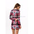 Vestido atractivo del vendaje del partido de Bodycon del estiramiento caliente de 2017 mujeres atractivas