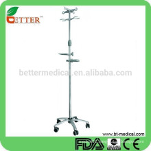 2015 new products aluminum I V pole stand