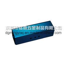 Fábrica china de aleación de magnesio piezas de fundición de recinto acústico con una ventaja única hecha por Mingyi