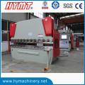 Электрогидравлическая синхронная гидравлическая листогибочная машина We67k-125X3200