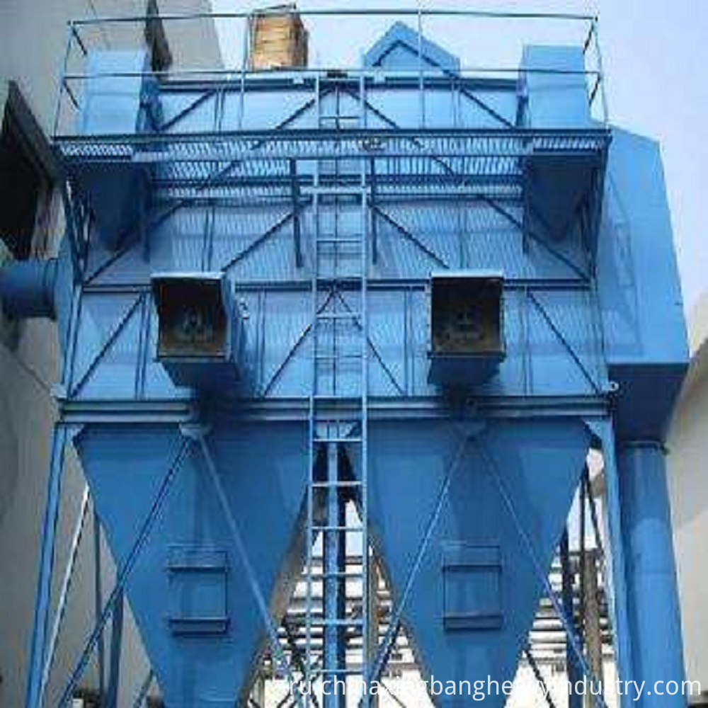 Industrial Pulse Dust Equipment1