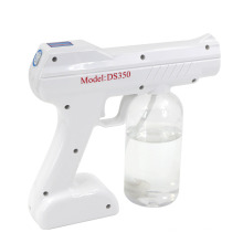 Rechargeable Battery Sprayers Blue Light Nano Triggers Sprayers Cleaning Home Car Indoor Sprayers
