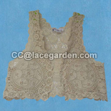 Casual Embroidery Lace Clothes