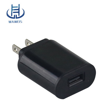 Mobile Phone 5V 2.1A Travel Charger with USB