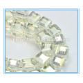 Cube glass beads murano glass beads