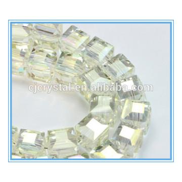 Cube contas de vidro murano contas de vidro