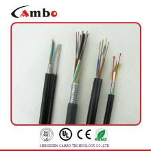 100% Fluck probado cable de fibra óptica de alta calidad 305m carrete de madera