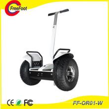 Электромобиль с 2-мя колесами