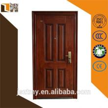 Steel frame steel doors,security door price,unique home designs security doors