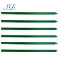 Acero inoxidable t Bar Steel Steel valla postes a la venta para el mercado de Canadá