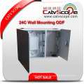 Caja de distribución de alta calidad del montaje de pared del cable de la fibra de Csp-Zf 24c / ODF