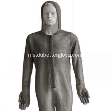 Stainless Steel Mesh Sharkproof Suit