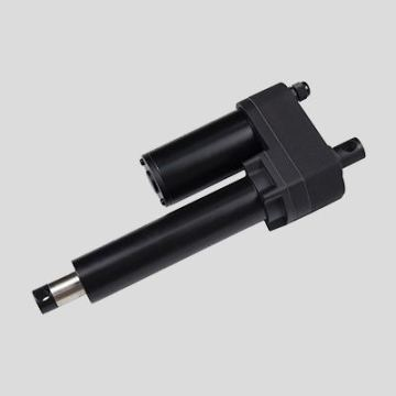 Actuator for big machine and heavy duty