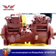 Excavator Hydraulic Main Pump Kawasaki K3V112 Pump
