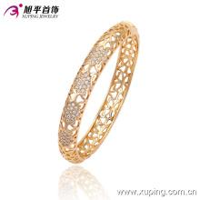 Мода элегантный 18k золото бижутерия браслет с CZ алмазов 51434