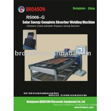 hight qulity solar absorber ultrasonic welder