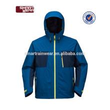 Vestes de sublimation imperméables et coupe-vent en TPU 100% polyester