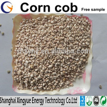 Manufacturer corn cob/corn cob meal for abrasive and animal feed