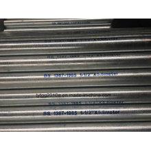 BS 1387 Tube en acier galvanisé à chaud