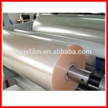 Película / filme laminado metalizado Bopp