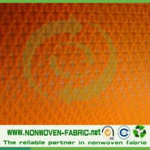 Cruce la tela no tejida 100% PP de alta calidad