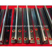 High Quality Machined Guide Rail Elevator Parts