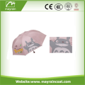 Automatic Open Two Folding Compact Umbrella