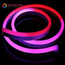 luz de tira flexível conduzida exterior néon flex