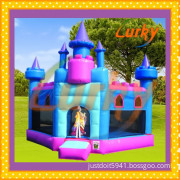 Hot amusement inflatable toys inflatable castle for kids