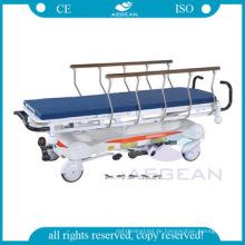 preisgünstige AG-HS001 American Pump luxuriöse professionelle Krankenhaus Notfall Krankentragen