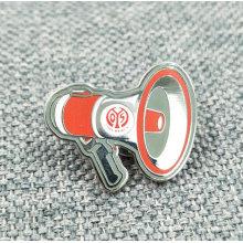 Pins / badges émaillés en forme de mégaphone de Mayence