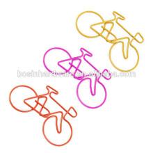 Мода высокого качества металла велосипед скрепки
